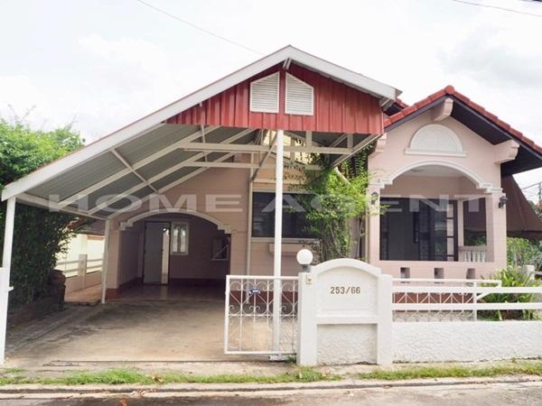 ขายบ้านเดี่ยว 1 ชั้น เนื้อที่ 47 ตร.ว หมู่บ้านรุ่งเรือง ตำบลปากเพรียว อำเภอเมืองสระบุรี จังหวัดสระบุรี