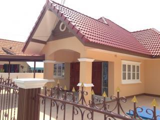 ขายบ้านเดี่ยว อ.บ้านฉาง จ.ระยอง ขนาดพื้นที่ 54.5 ตารางวา ติดถนนหลักเข้าหมู่บ้าน
