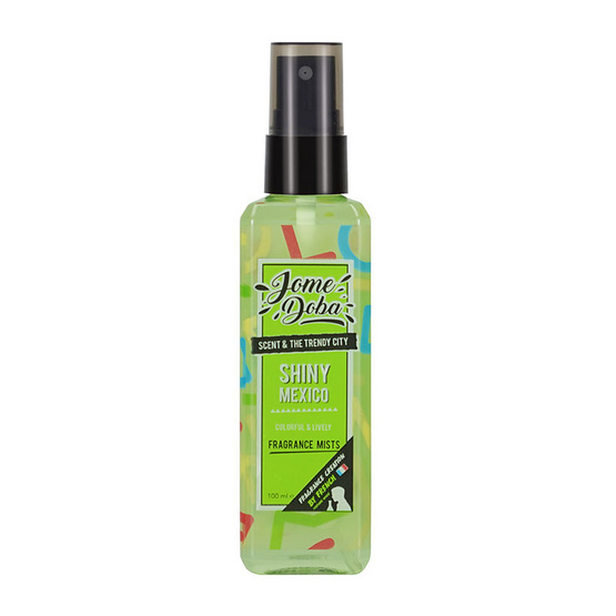 Jomedoba Shiny Mexico Fragrance Mist 100 ml