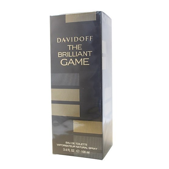 Davidoff The Brilliant Game EDT 100ml.