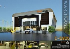 รับสร้างโกดัง ตึกแถว อาคารพาณิชย์ บ้าน ราคาถูกที่สุดใกล้ สุพรรณบุรี สนใจติต่อ 0817750000