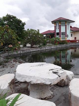 ขายบ้านถูกที่สุด บ้านเดี่ยวพร้อมโดมสวยงาม บนพื้นที่สี่เหลียม พื้นที่ 2.5 ไร่ อ.เมือง จ.ชลบุรี