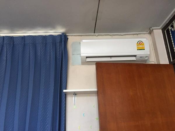 ให้เช่าบ้านเดี่ยว 2 ชั้น 56 ตรว ถูกมาก 3 ห้องนอน 3 ห้องน้ำ แอร์ 5 ตัว พร้อมอยู่ แอร์ใหม่