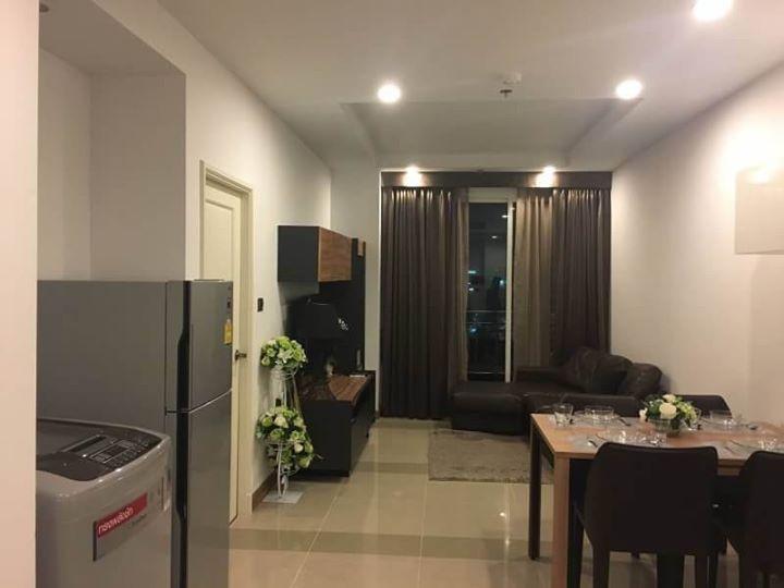 ให้เช่า ศุภาลัย เวลลิงตัน  1 ห้องนอน 1 ห้องน้ำ ราคา 20000 บาท  MRT ศูนย์วัฒนธรรม