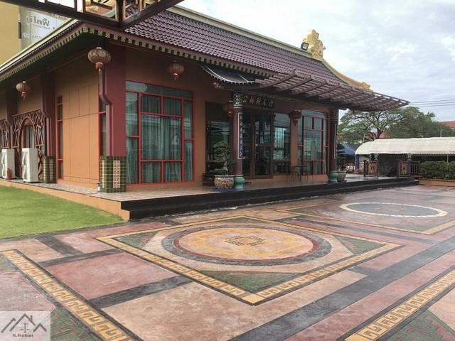 ขายอาคารสำนักงานใกล้มหิดล ศาลายา โครงการไชน่าทาวน์ศาลายา เนื้อที่ 308 ตารางวา