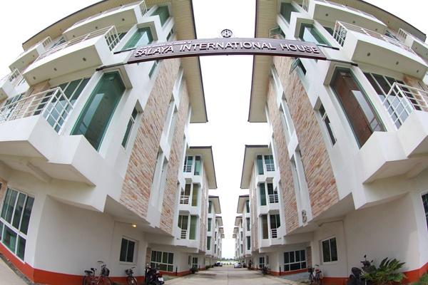 ขายอพารท์เมนต์ที่ศาลายา โครงการ Salaya International House อพาร์ทเม้นท์ ใกล้มหาวิทยาลัยมหิดล