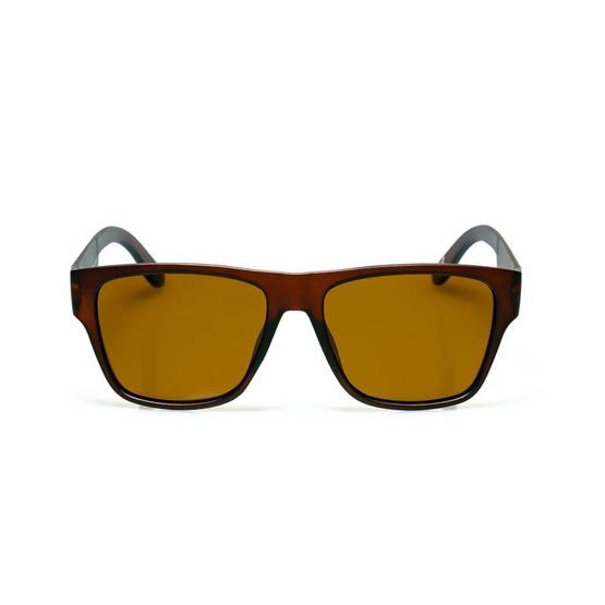 Marco Polo แว่นกันแดดรุ่น PL323 C03 สีน้ำตาล