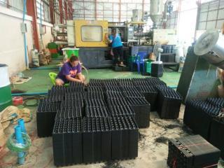 ขายโรงงานไทยมณี พลาสติค (ระยอง) โรงงานทำแผงไข่ไก่ เนื้อที่ 5 ไร่ 33 ตารางวา