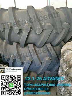 โปรลดราคาอีกแล้วจร้า ยางรถ 23.1-26 ADVANCE     ราคาถูก  มีของพร้อมจัดส่งจร้า   สนใจติดต่อสอบถาม 094-4532964,086-4309986