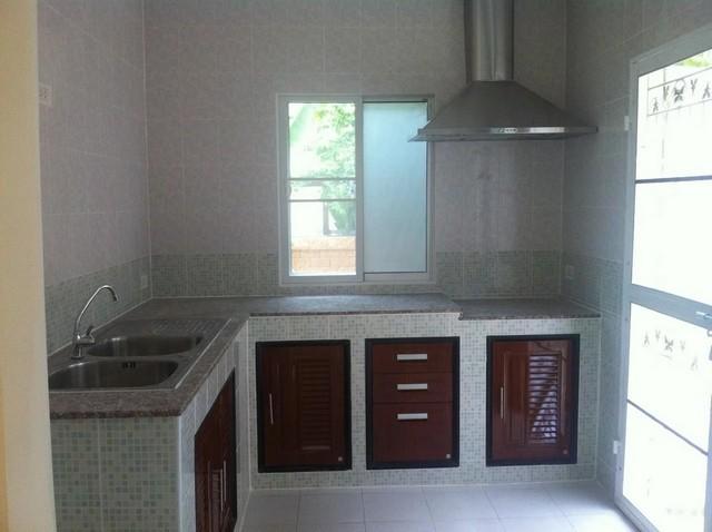 ให้เช่า บ้านเดี่ยว 2 ชั้น มี 3 ห้องนอน 3 ห้องน้ำ พื้นที่ 54 ตรว. 2จอด มีห้องครัว เคาน์เตอร์ครัว