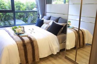 ขายจอง Knightsbridge Prime อ่อนนุช ตำแหน่งสวย ชั้นสูงวิวดี 1 ห้องนอน ขนาด 22.5 ตร.ม.