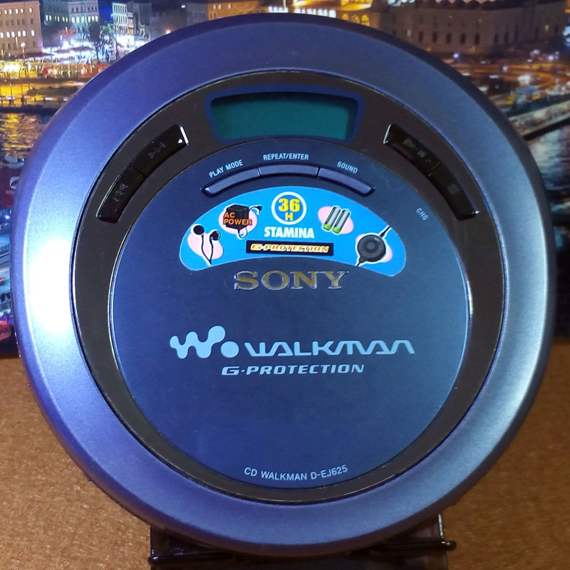 CD Walkman Sony D-EJ625 มือสอง