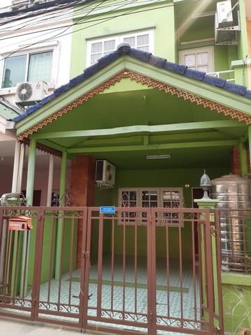 ให้เช่าบ้านบางกะปิ ให้เช่าทาวน์โฮมลาดพร้าว 87 บ้านเช่าเลียบด่วนรามอินทรา