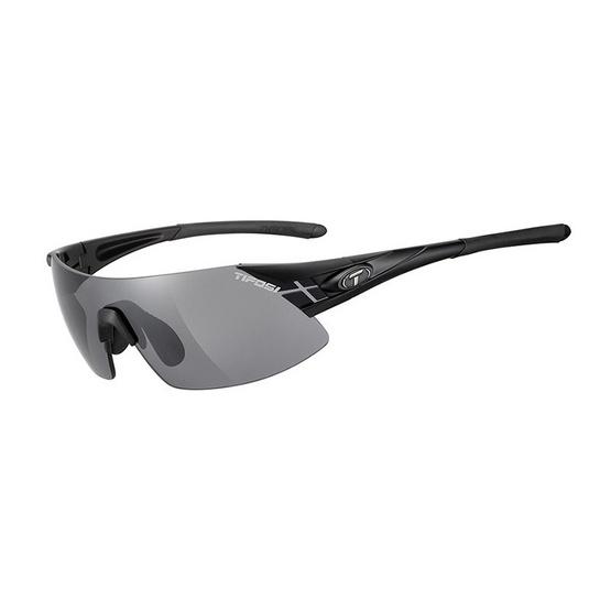 Tifosi แว่นกันแดด รุ่น PODIUM XC Matte Black (Smoke/AC Red/Clear)
