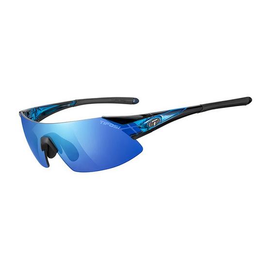 Tifosi แว่นกันแดด รุ่น PODIUM XC Crystal Blue (Clarion Blue/AC Red/Clear)