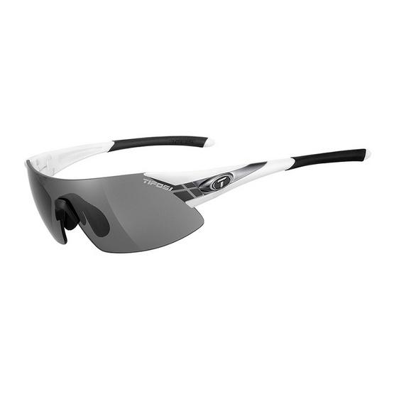 Tifosi แว่นกันแดด รุ่น PODIUM XC White/Gunmetal (Smoke/GT/EC)