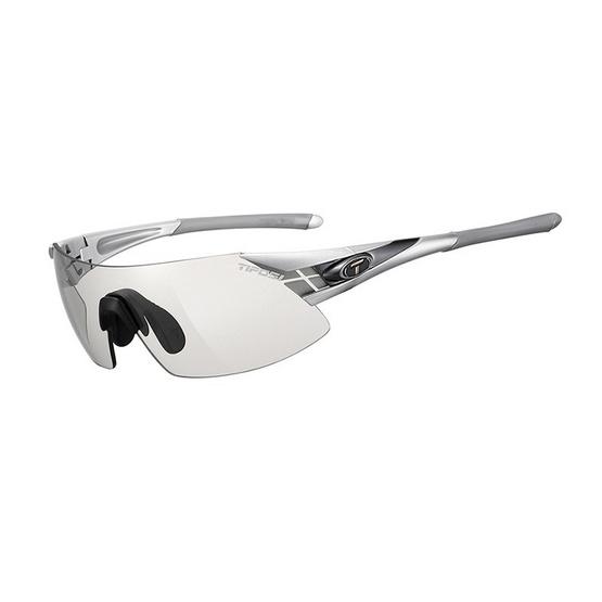Tifosi แว่นกันแดด รุ่น PODIUM XC Silver/Gunmetal (LN Fototec)