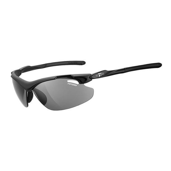 Tifosi แว่นกันแดด รุ่น TYRANT 2.0 Matte Black (Smoke/AC Red/Clear)