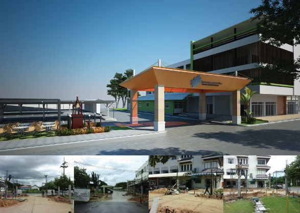 รับเขียนแบบบ้านสุราษฎร์ธานี บริการออกแบบ เขียนแบบ (Architecture Design) เราให้บริการเขียนแบบ ออกแบบบ้าน อาคาร สำนักงานทุกชนิด