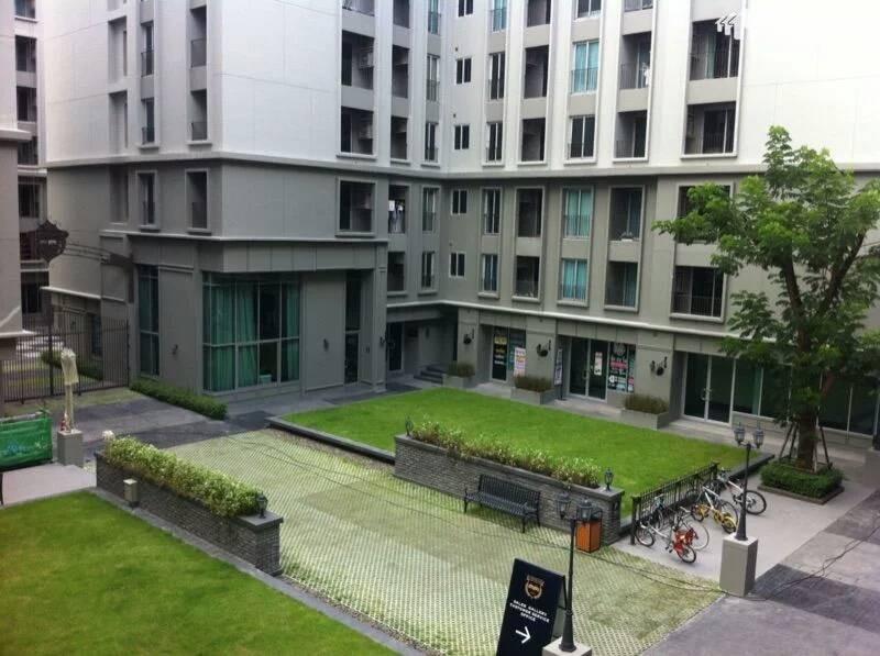 ให้เช่าร้านค้า ออฟฟิศ สำนักงานใต้คอนโด ตรงข้ามโรงพยาบาลเปาโลเกษตร