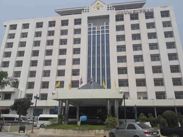 ขายโรงแรมคุ้มสุพรรณ ใจกลางเมืองสุพรรณบุรี 330 ล้านบาท