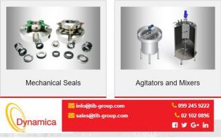 Dynamica (ไดนามิก้า) ผู้ผลิตและจำหน่ายอะไหล่เครื่องจักร และอุปกรณ์สำหรับระบบสูบจ่ายของเหลวแบบครบวงจรสำหรับโรงงานอุตสาหกรรม