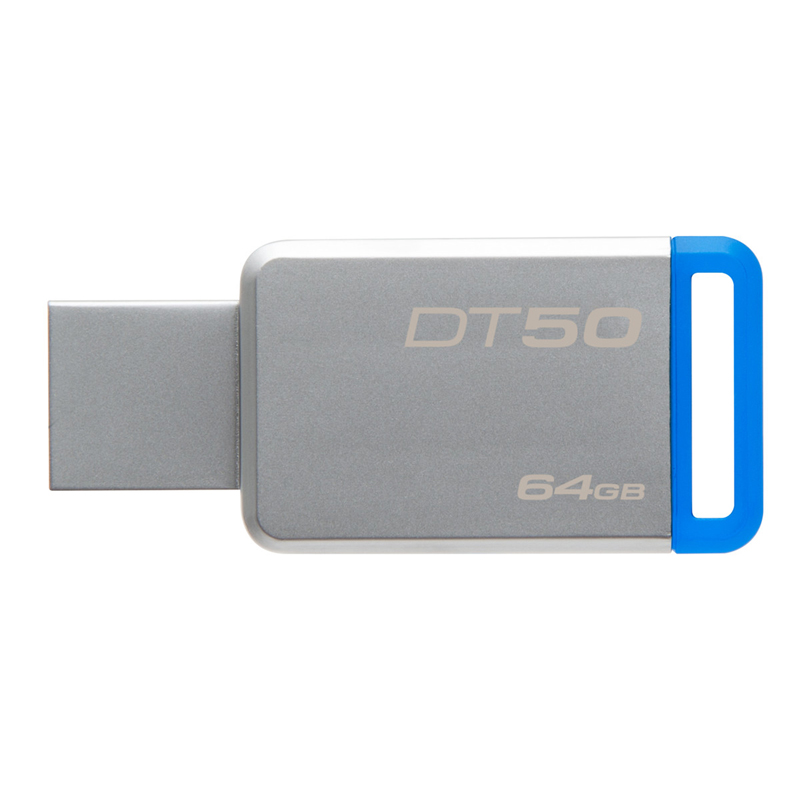 Kingston Flash Drive DataTraveler 50 64GB