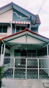ขายทาวน์เฮ้าส์ 2ชั้น ตกแต่งใหม่ หมู่บ้านสวนทองวิลล่า7 ลำลูกกา ปทุมธานี  พิเศษสุด!!!