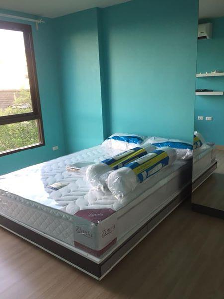 ให้เช่าและขาย THE NICHE MONO BANGNA (เฟส 1) ขนาด 35 ตร.ม.1 ห้องนอน แต่งครบ พร้อมเข้าอยู่