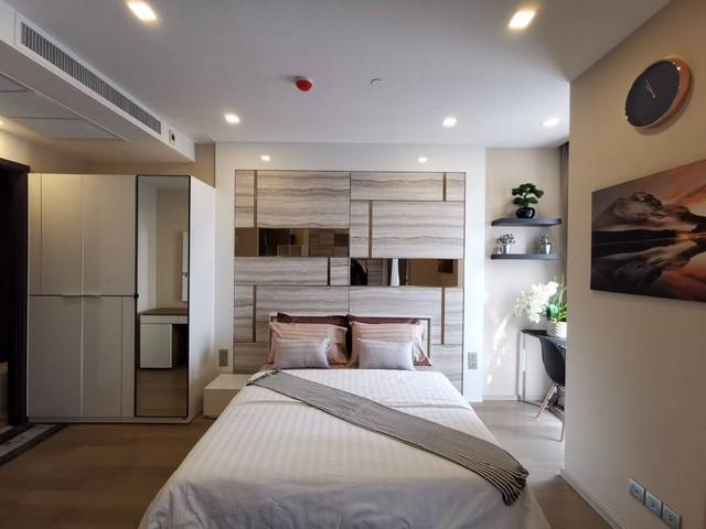 [Rent] Ashton Asoke / แอชตัน อโศก 1 ห้องนอน  34 Sq.m. ราคาเช่า 38000