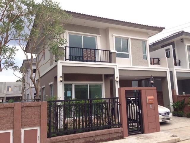 ขายด่วน บ้านเดี่ยว โครงการภัสสร เพรสทิจ ลุกซ์ พัฒนาการ 44 ราคา9, 000, 000บาท