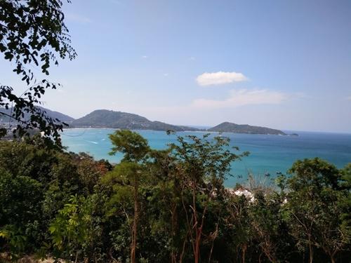 ขายที่ดินเนื้อที่ 6 ไร่ 1 งาน 66 ตารางวาเศษ เป็นที่ดินทำเลทองซีวิวหาดป่าตองมีเพียงแห่งเดียวเท่านั้น (Land for sale Patong Sea View, Phuket) โทร.064-197-9793