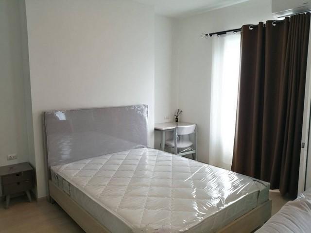 ให้เช่าคอนโด แชปเตอร์วัน อีโค รัชดา-ห้วยขวาง ห้องใหม่ 1นอน1น้ำ