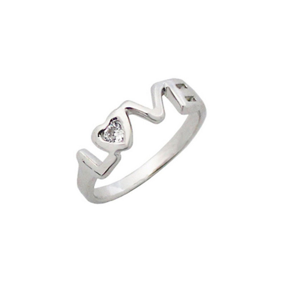 Trendy Diamond แหวนเลิฟ