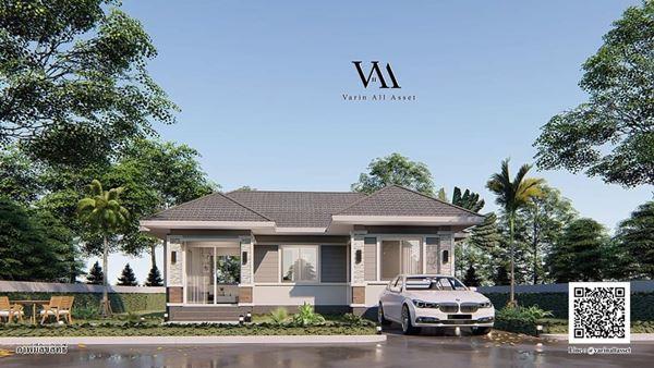 สร้างบ้านใหม่ อุบลราชธานี ผ่อนถูกเพียง 4,500 - 6,000 บาทต่อเดือน ซื้อบ้านใหม่ดีกว่าเช่าบ้าน
