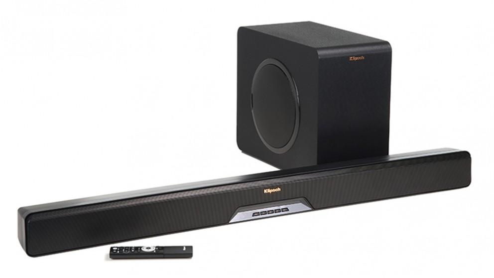 KLIPSCH RSB-11 Sound bar  Wireless Subwoofer