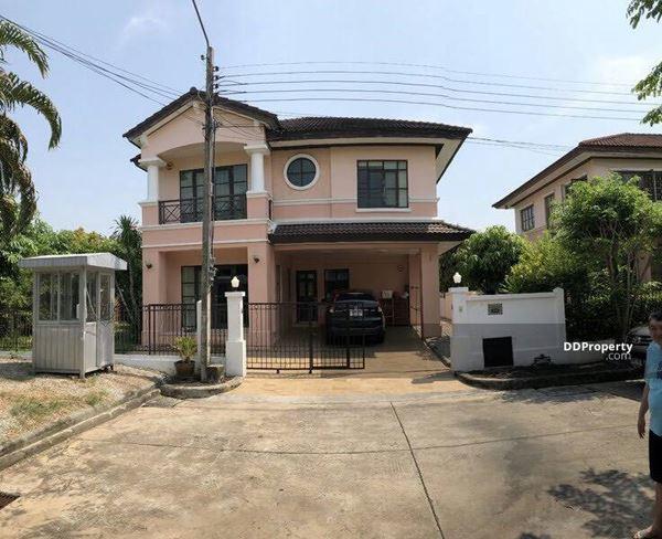 ขายบ้านเดี่ยว 2 ชั้นหลังมุม หมู่บ้านมัณฑนา2 83 ตร.วา 4 นอน ซ.ศรีด่าน22