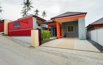 บ้านเดี่ยว 2 ห้องนอน ว่างให้เช่า ปลายแหลม ต.บ่อผุด อ.เกาะสมุย สุราษฎร์ธานี