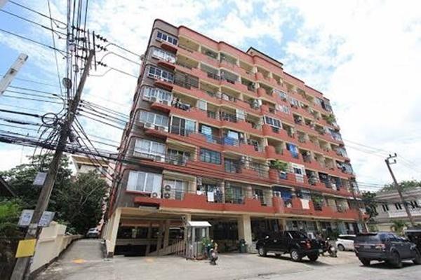 ขายคอนโดพระราม9 (ดุลิยา ชาริสม่า) 41 ตร.ม ชั้น8 ตึก C ราคาถูก 1.4 ลบ