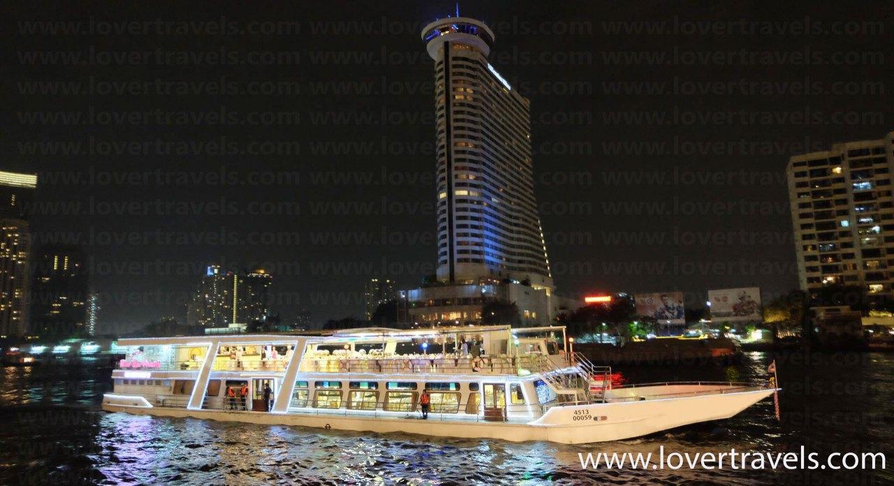 รับจองเรือดินเนอร์ เรือเจ้าพระยาปริ๊นเซส เรือล่องแม่น้ำเจ้าพระยา ราคาโปรโมชั่น