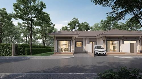 ทาวน์โฮม บ้านแฝด สไตล์ โมเดิร์นทรอปิคอล 1.65 ล้าน เท่านั้น ราคานี้มีจริง.