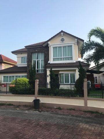 ให้เช่าบ้านเดี่ยว 2 ชั้น หมู่บ้าน ชลลดา รามอินทรา-คู้บอน