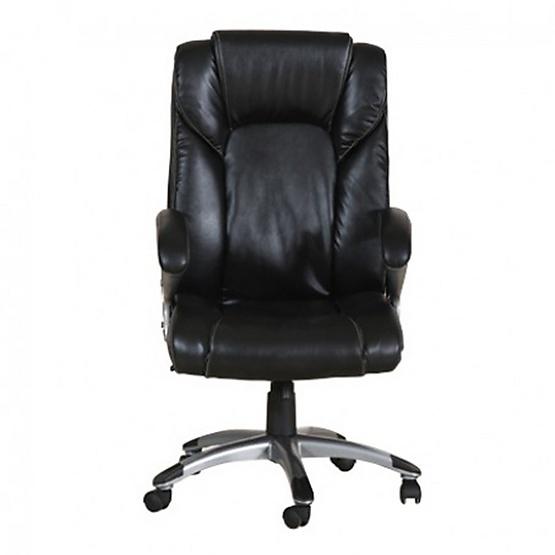 AS Furniture เก้าอี้ผู้บริหาร หนังอัลฟ่า (ALPHA) สีน้ำตาล
