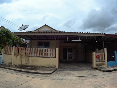 ขายบ้านแฝดชั้นเดียว ม.ธนาวัลย์เพลส 35 ตารางวา (บ่อวิน ศรีราชา ชลบุรี) บ้านสวยมาก