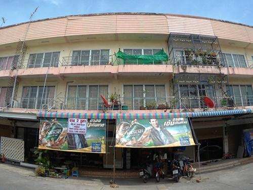 ขายอาคารพาณิชย์ 3ชั้นสองคูหารวม 35.6 ตารางวา ตลาดบ้านสิรัชชา (ดอนหัวฬ่อ อำเภอเมืองชลบุรี)