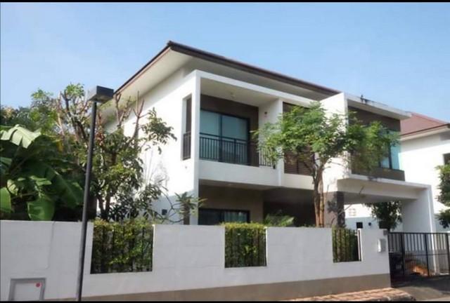 Villa Arcadia Srinakarin for rent, near Central Bangna