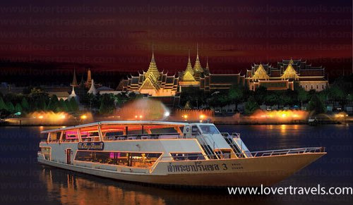 รับจองเรือดินเนอร์ เรือล่องแม่น้ำเจ้าพระยา เรือริเวอร์สตาร์ ปริ๊นเซส ราคาพิเศษ !!!